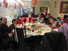 Chinese New Year Party 2015